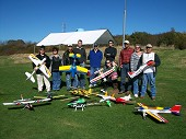 AeroJunkies at Burlington RC Flyers Field